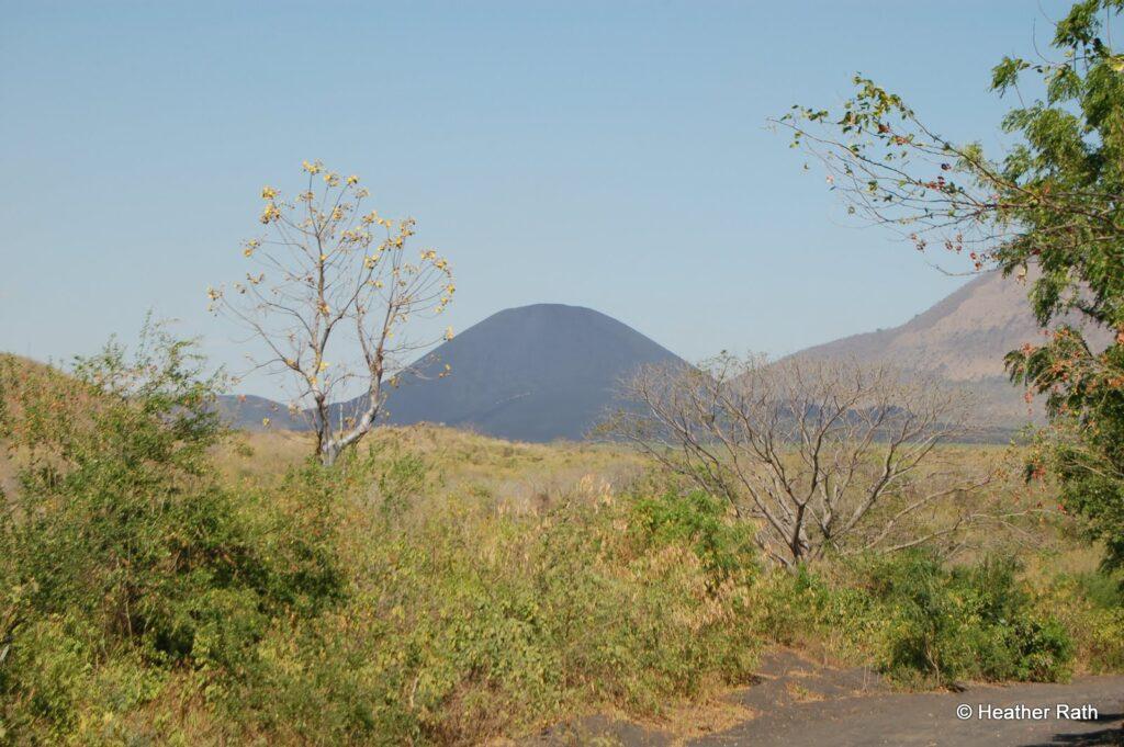 Cerro Negro, just outside Leon. Volcano boarders paradise.
