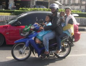Motorbikes…..Yikes!!!