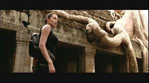 A scene at Ta Prohm from the movie Tomb Raider - another of our famous movies sites.
