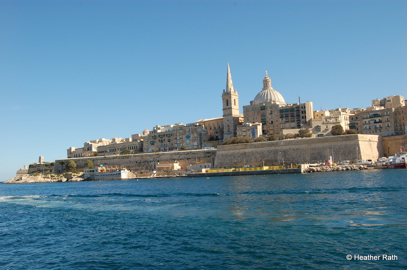 Island of Malta:                   Religious Zeal and War