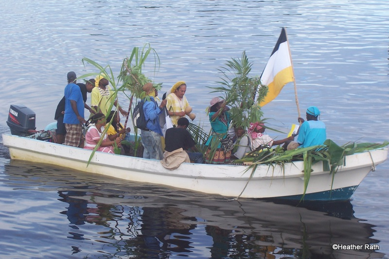 Garifuna Settlement Day celebration