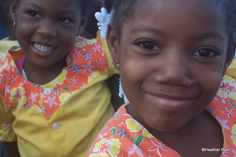 Beautiful people of Belize