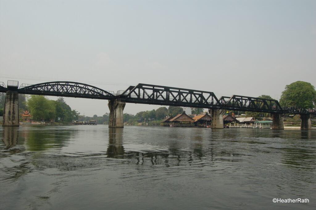 Bridge over the River Kwai.