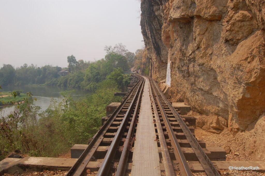 The railway today.