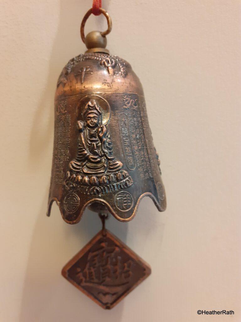 Tibetan Buddhist bell