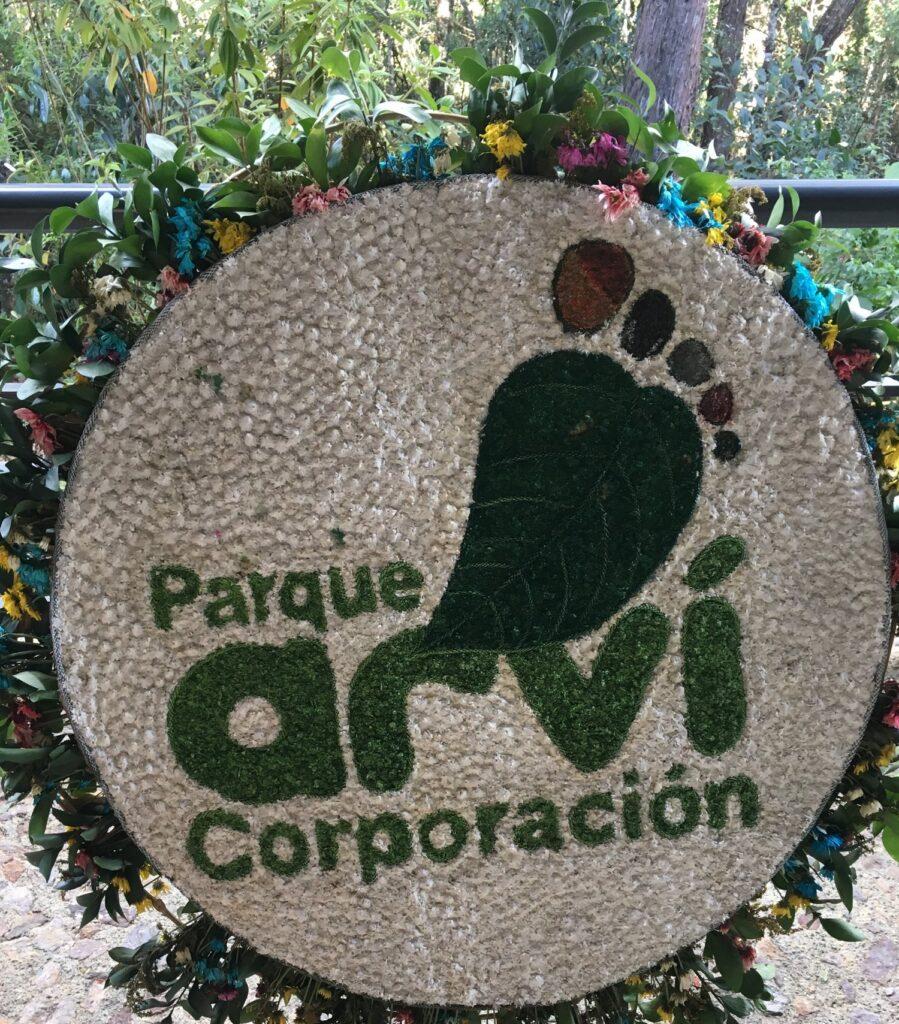 Logo of Parque Arví