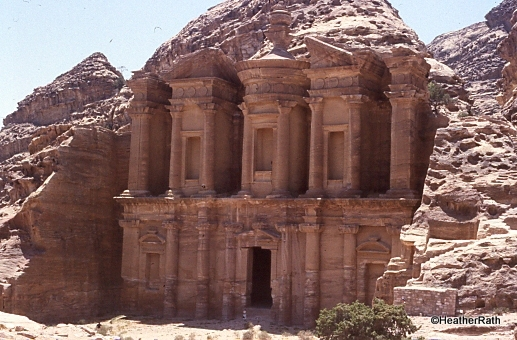 Petra – One of the Seven Wonders of the World