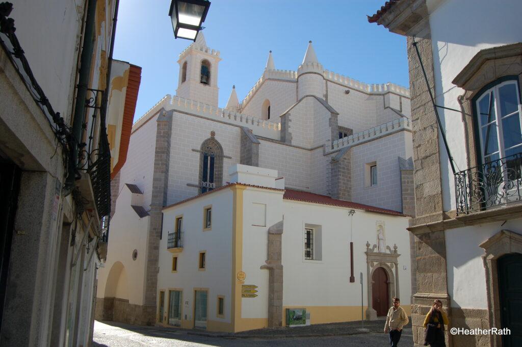 St. Francis Church, Évora