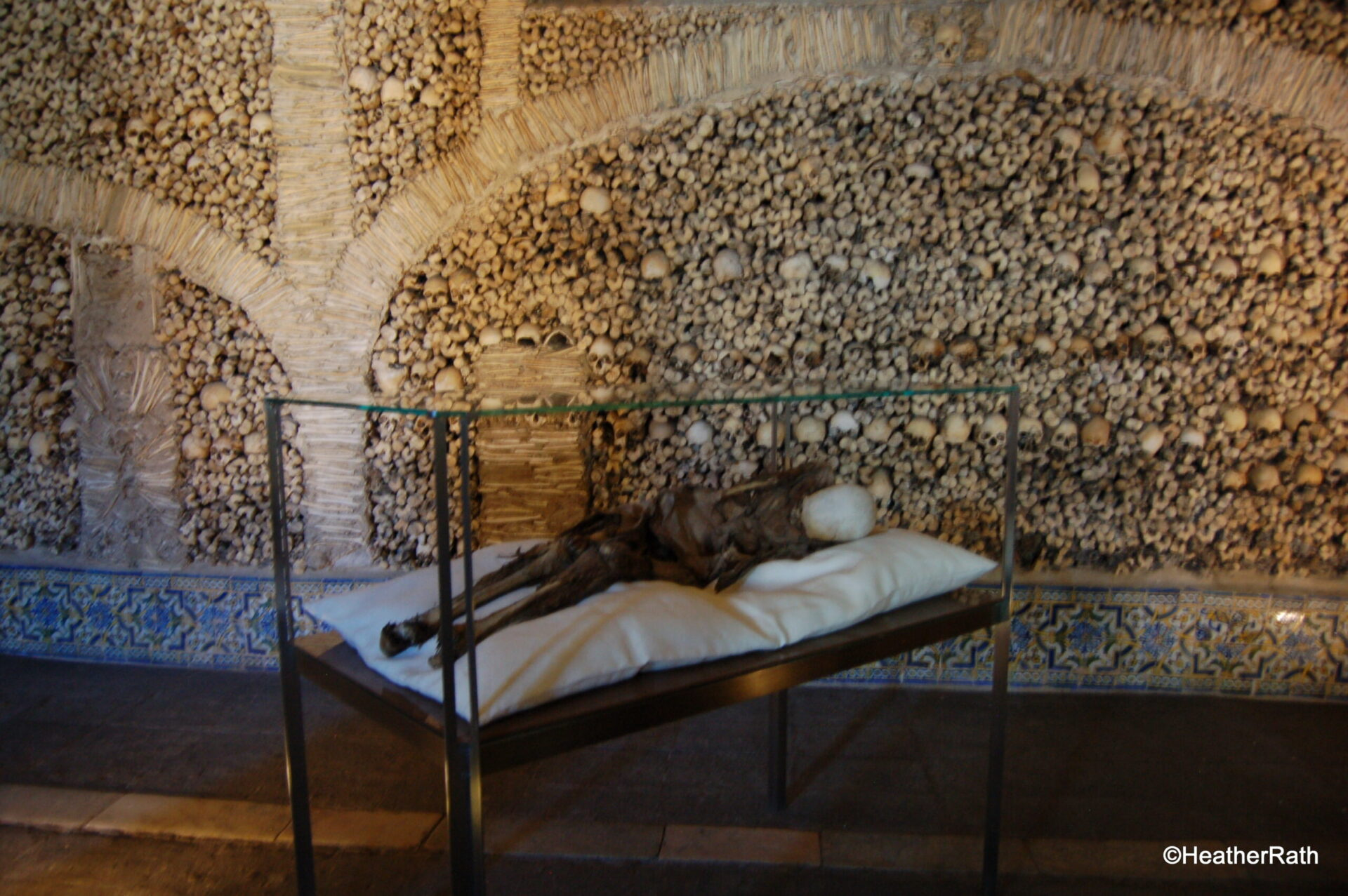 What do the Chapel of Bones, Cork Trees, and Megaliths Have in Common?