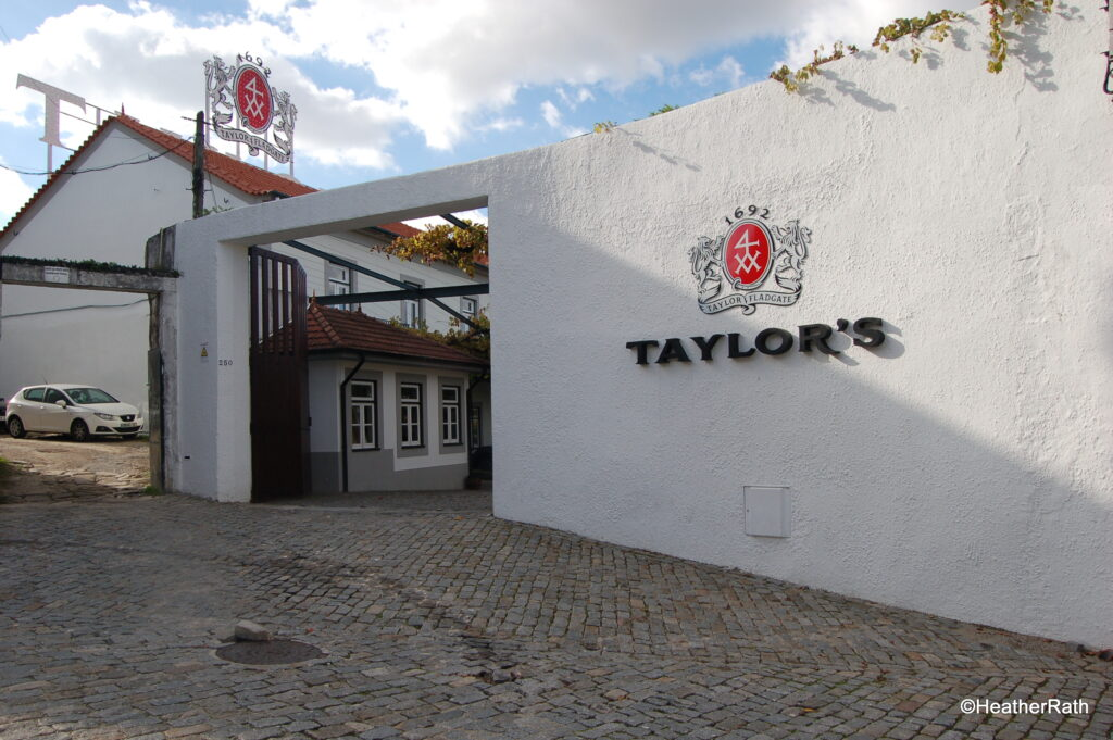 Taylor's Port Winery