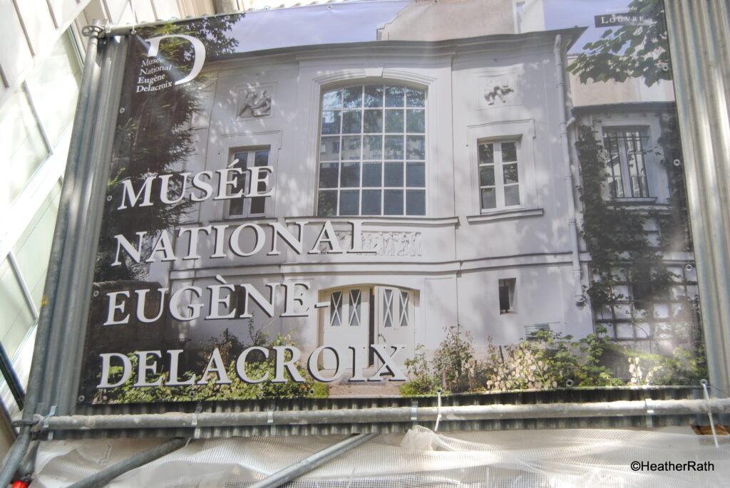 The Eugene Delacroix Museum