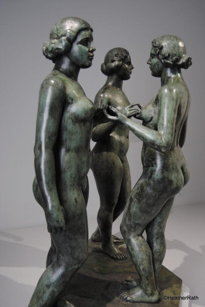 Maillol Sculpture
