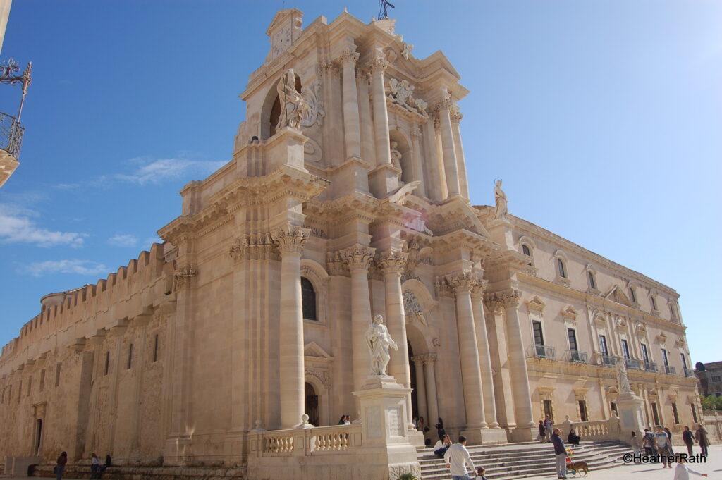 Duomo at Ortigia