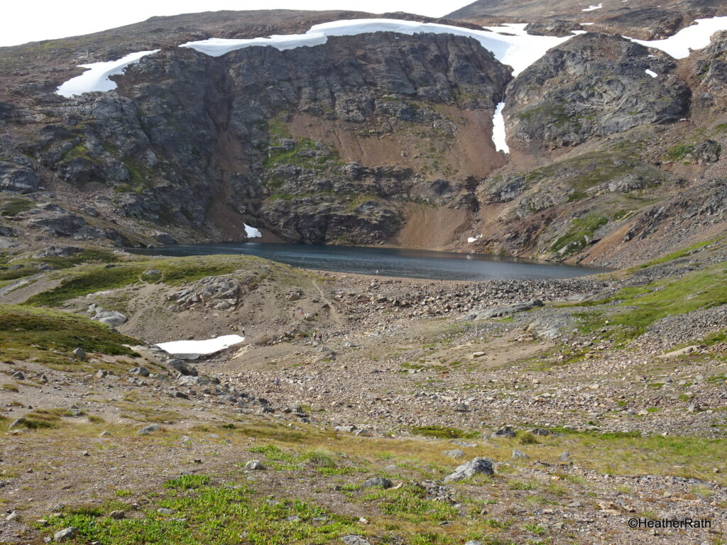 Crater Lake - end of the trail