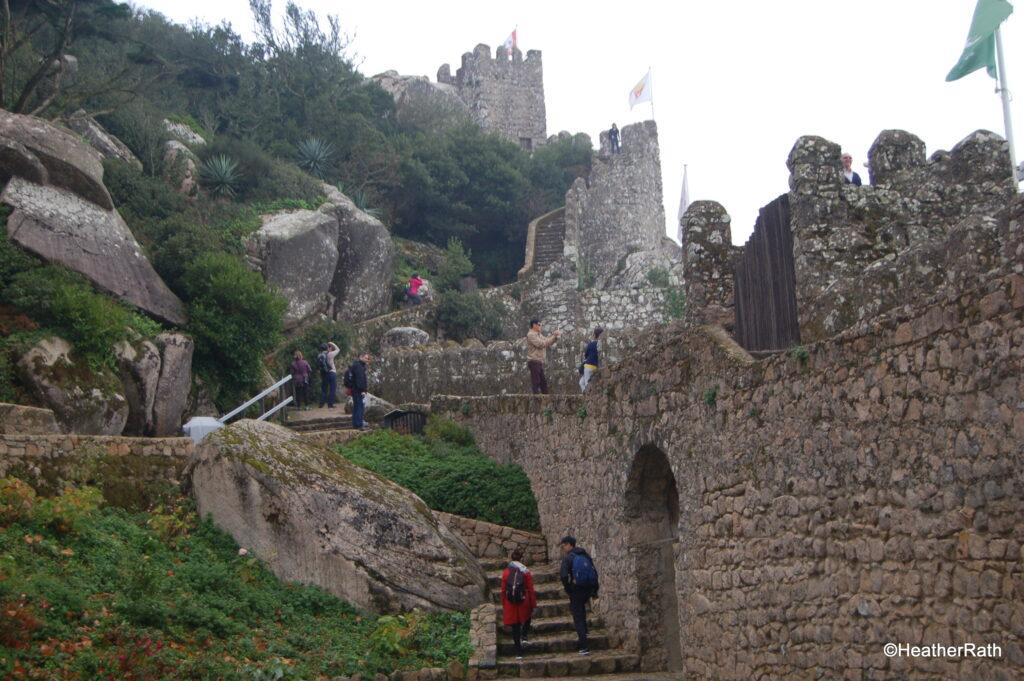 Moor Castle in Sintra