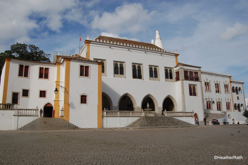 Royal Palace in Sintra