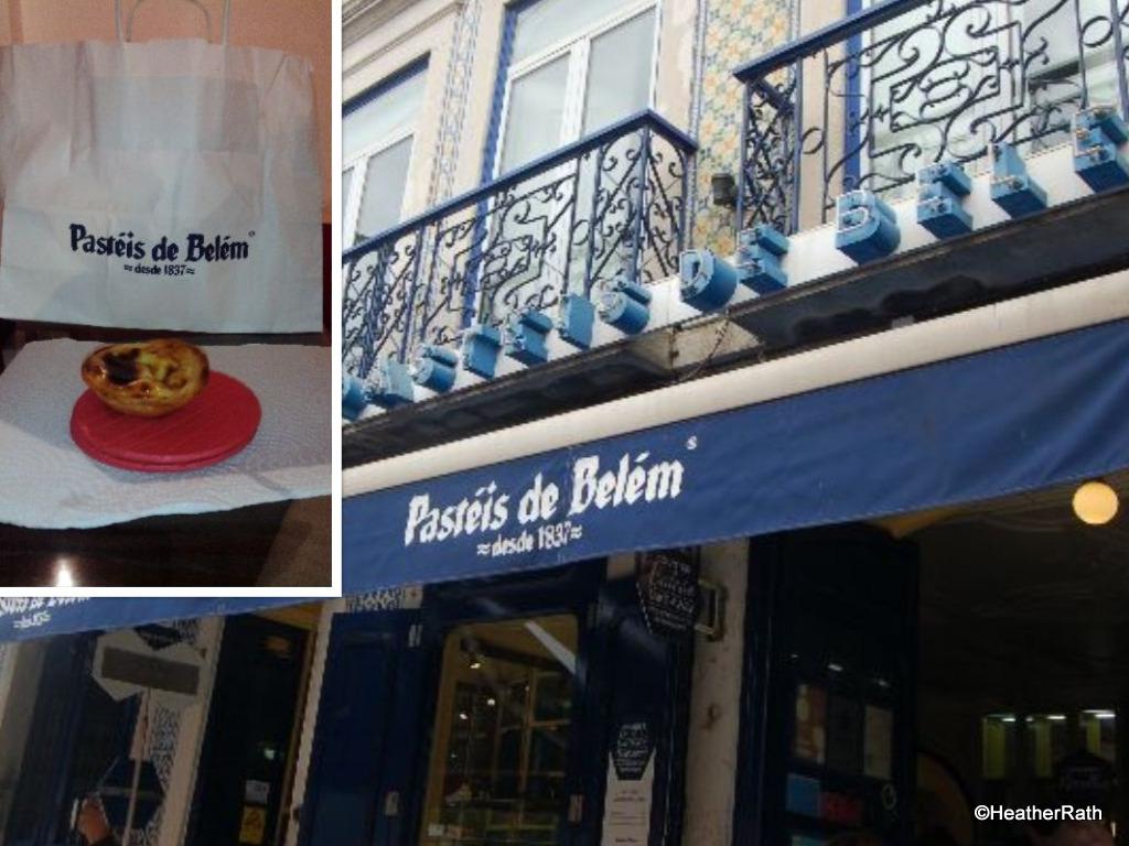 Home of the pastel de nata